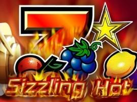 Spiele Sizzling Hot Deluxe gratis ohne Anmeldung