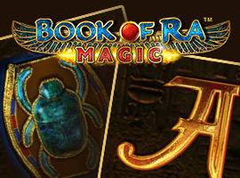 Book of Ra Magic kostenlos spielen ohne Anmeldung Demo-Version