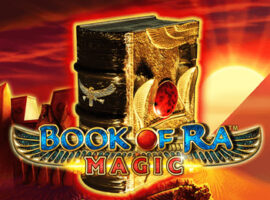 Überblick zu Book of Ra Magic Spielautomaten