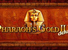 Pharaons Gold III Spielautomat Übersicht auf Bookofra-play