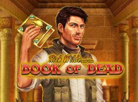 Book Of Dead Slot Übersicht auf Bookofra-play