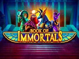 Book Of Immortals Spielautomat Übersicht auf Bookofra-play