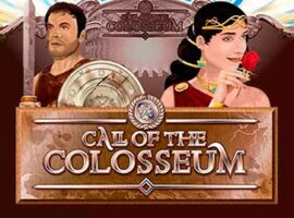 Call Of The Colosseum Spielautomat Übersicht auf Bookofra-play