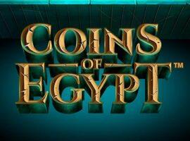 Coins Of Egypt Spielautomat Übersicht auf Bookofra-play