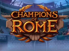 Champions Of Rome Slot Übersicht auf Bookofra-play