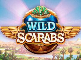 Wild Scarabs Spielautomat Übersicht auf Bookofra-play
