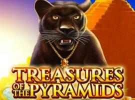 Treasure Of The Pyramids Spielautomat Übersicht auf Bookofra-play