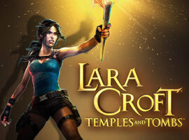 Lara Croft Temples And Tombs Slot Übersicht auf Bookofra-play