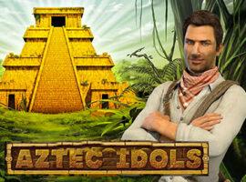 Aztec Idols Spielautomat Übersicht auf Bookofra-play