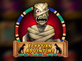 Egyptian Adventure Spielautomat Übersicht auf Bookofra-play