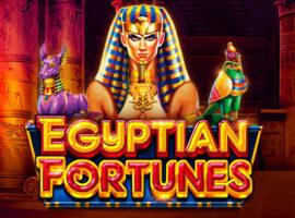 Egyptian Fortunes Slot Übersicht auf Bookofra-play
