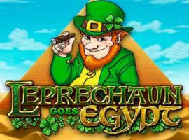 Leprechaun Goes Egypt Slot Übersicht auf Bookofra-play