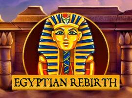 Egyptian Rebirth Spielautomat Übersicht auf Bookofra-play
