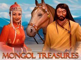 Mongol Treasures Spielautomat Übersicht auf Bookofra-play