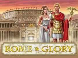Rome And Glory Spielautomat Übersicht auf Bookofra-play