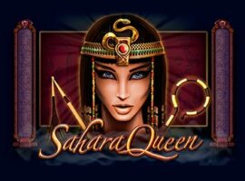 Sahara Queen Spielautomat Übersicht auf Bookofra-play