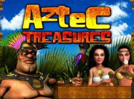 Aztec Treasures Spielautomat Übersicht auf Bookofra-play