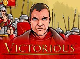 Victorious Spielautomat Übersicht auf Bookofra-play